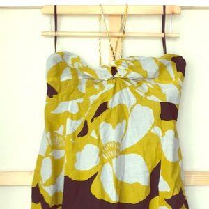 Ann Taylor loft summer maxi long dress 10